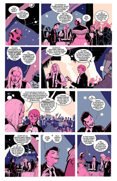 Page 6 Deadly class tome 5