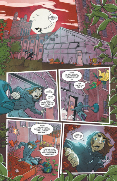 Page 1 Gotham academy tome 3