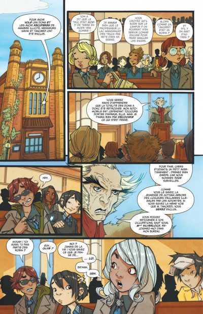 Page 4 Gotham academy tome 3