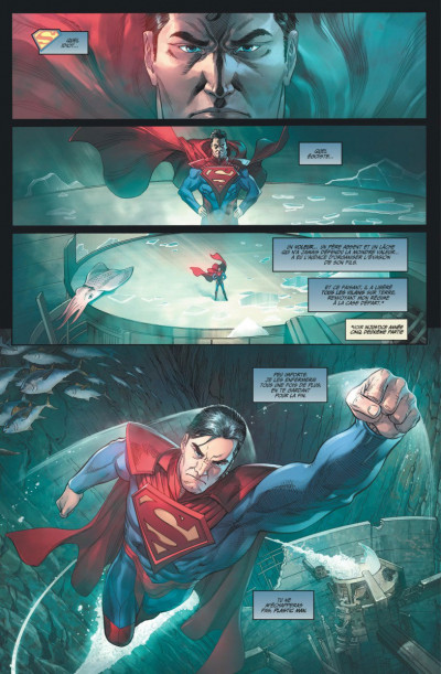 Page 1 Injustice tome 9