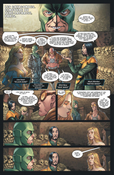Page 5 Injustice tome 9