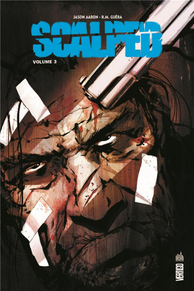 Couverture Scalped - intégrale tome 3