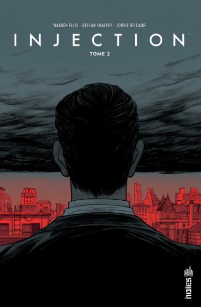 Couverture Injection tome 2