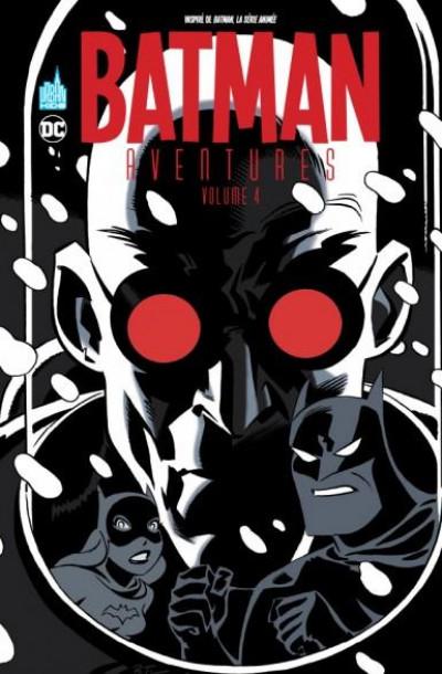 Couverture Batman aventures tome 4