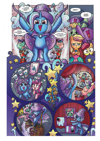 Page 2 My little pony tome 4