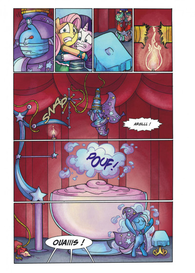 Page 4 My little pony tome 4
