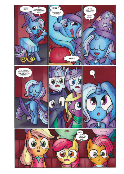 Page 5 My little pony tome 4