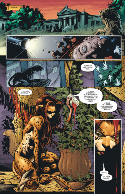 Page 2 Greg Rucka présente Wonder Woman tome 3