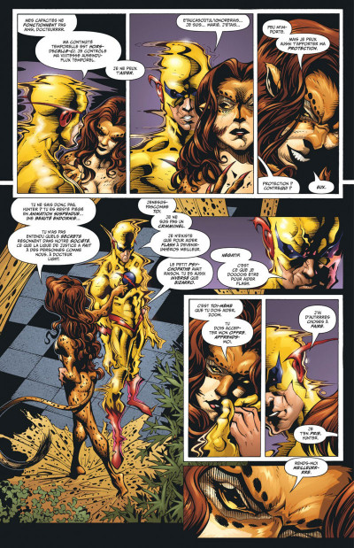 Page 4 Greg Rucka présente Wonder Woman tome 3