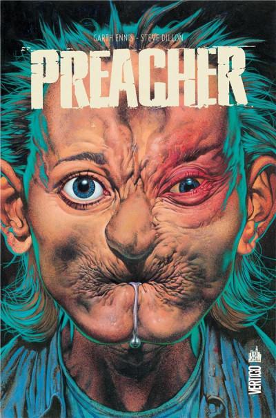 Couverture Preacher tome 6
