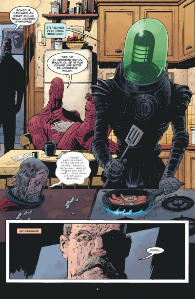 Page 5 Black hammer tome 1