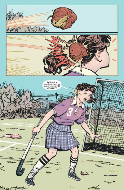 Page 1 Paper girls tome 3