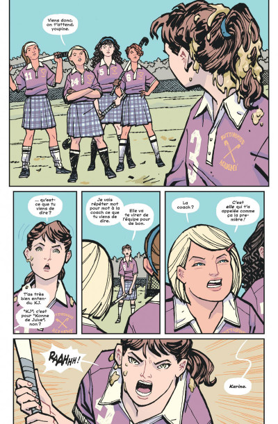 Page 2 Paper girls tome 3