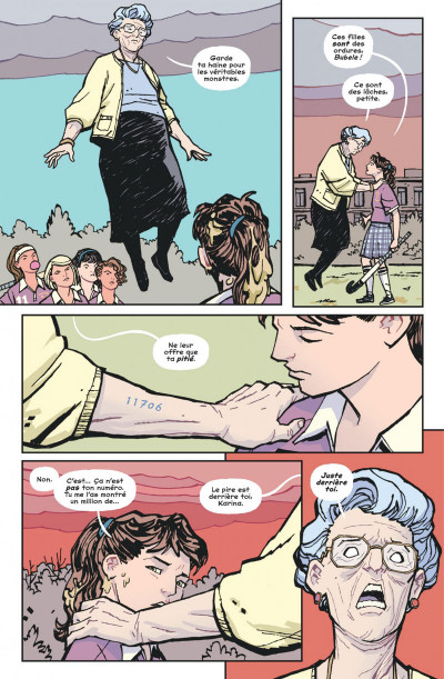 Page 3 Paper girls tome 3