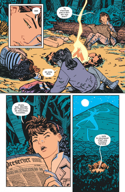 Page 5 Paper girls tome 3