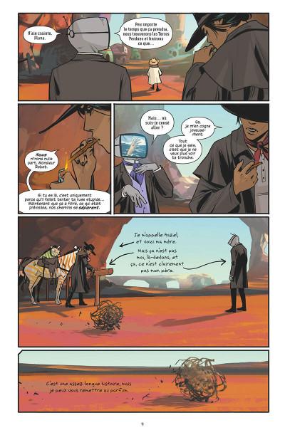 Page 0 Saga tome 8