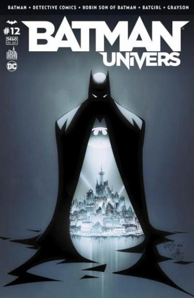 Couverture Batman univers tome 12
