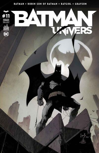Couverture Batman univers tome 11