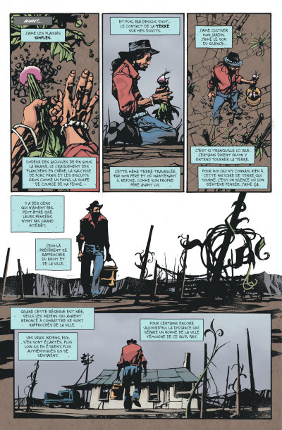 Page 3 Scalped - intégrale tome 4