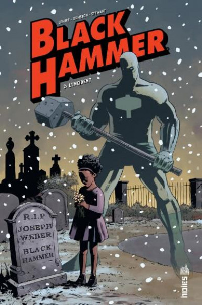 Couverture Black Hammer tome 2