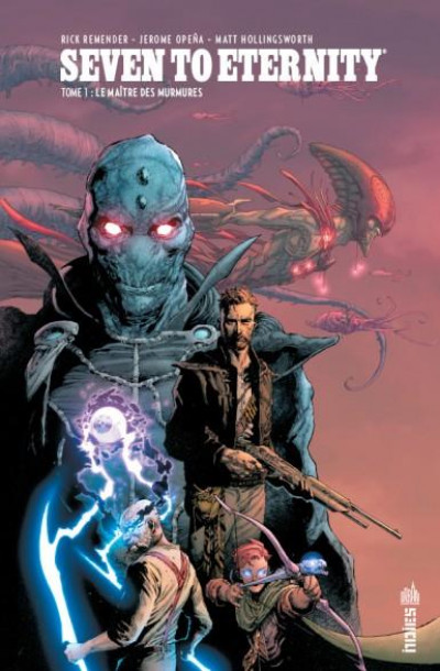 Couverture Seven to eternity tome 1