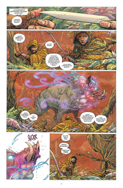 Page 8 Seven to eternity tome 1