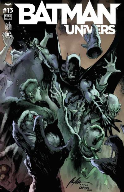 Couverture Batman univers tome 13