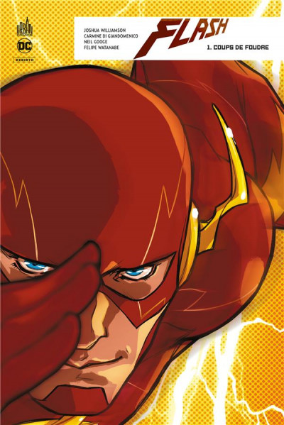 Couverture Flash rebirth tome 1