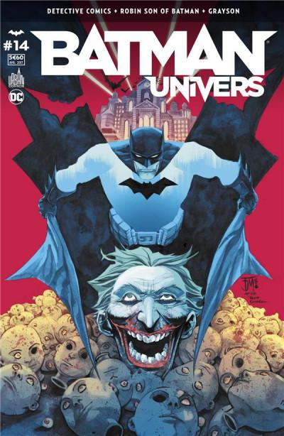 Couverture Batman univers tome 14