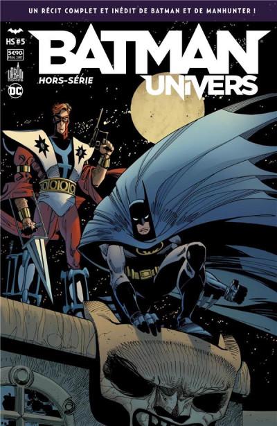 Couverture Batman univers HS tome 5