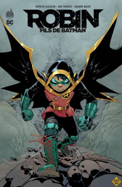 Couverture Robin, fils de Batman
