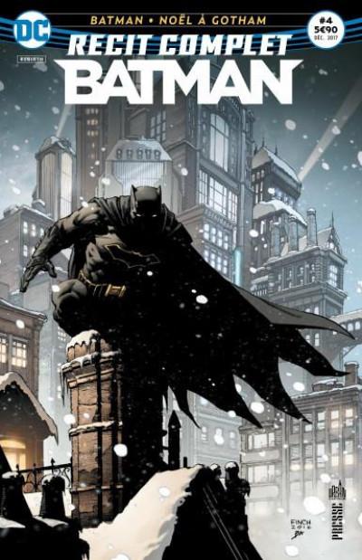 Couverture Batman récit complet tome 4