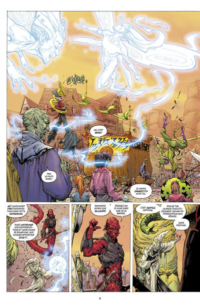 Page 3 Seven to eternity tome 2