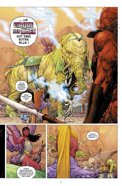 Page 4 Seven to eternity tome 2