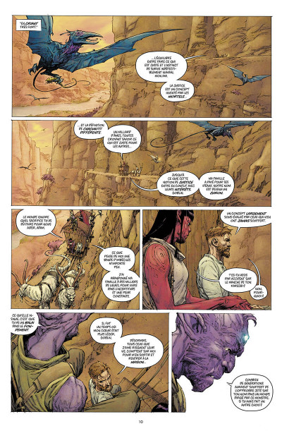 Page 5 Seven to eternity tome 2