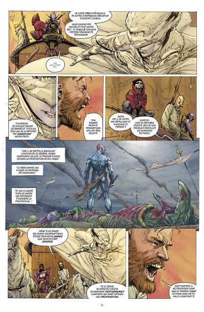 Page 6 Seven to eternity tome 2