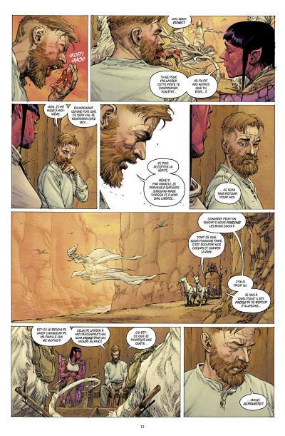 Page 7 Seven to eternity tome 2