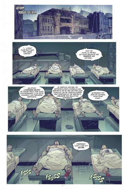 Page 1 Batman - la nuit des monstres