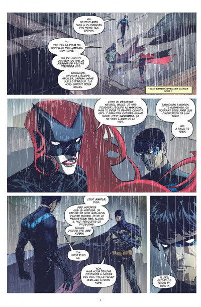 Page 3 Batman - la nuit des monstres