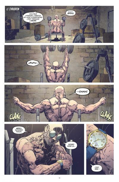 Page 4 Batman - la nuit des monstres