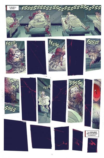 Page 5 Batman - la nuit des monstres