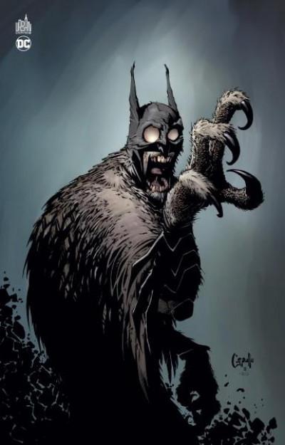 Couverture Batman - la cour des hiboux - édition anniversaire 5 ans