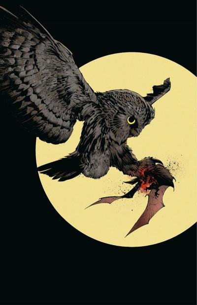 Page 3 Batman - la cour des hiboux - édition anniversaire 5 ans