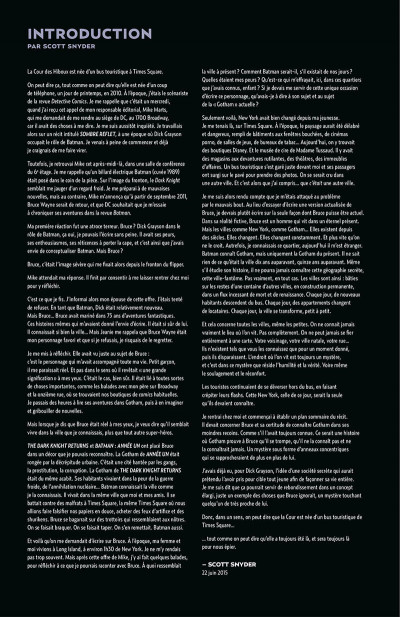 Page 7 Batman - la cour des hiboux - édition anniversaire 5 ans
