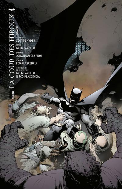 Page 9 Batman - la cour des hiboux - édition anniversaire 5 ans