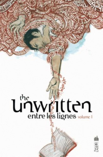 Couverture The unwritten tome 1