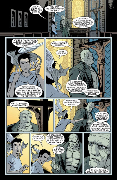 Page 3 The unwritten tome 1