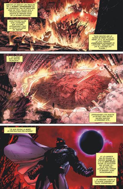 Page 1 Suicide squad rebirth tome 2