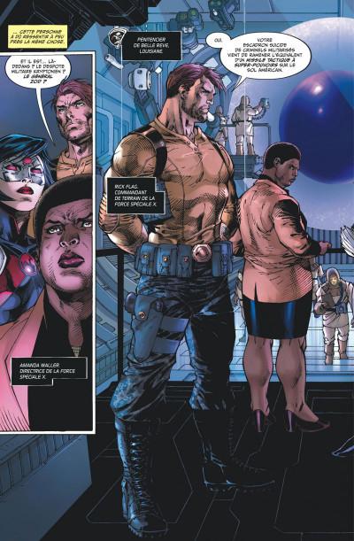 Page 2 Suicide squad rebirth tome 2