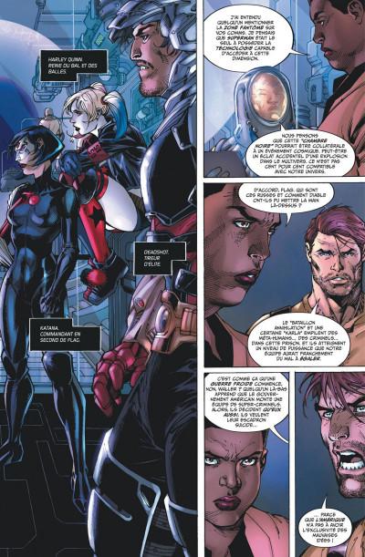 Page 3 Suicide squad rebirth tome 2